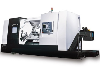 Taiwan Takisawa introduced Highly Rigid Large CNC Turning Machine